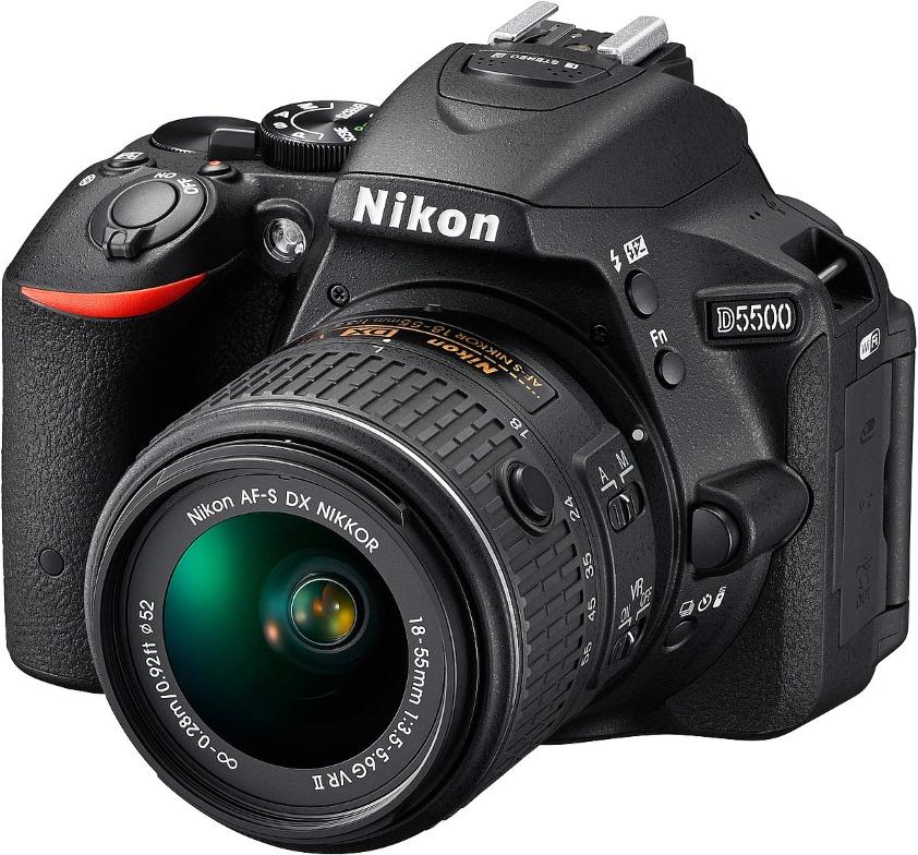 Nikon D5500 najlepszy w Europie