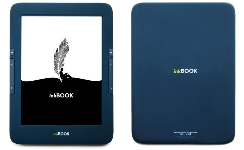 Kup inkBOOK Onyx i odbierz trzy bestsellery