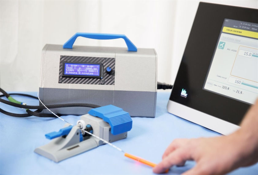 Pierwsze urządzenie do operowania żył zdrukarki 3D