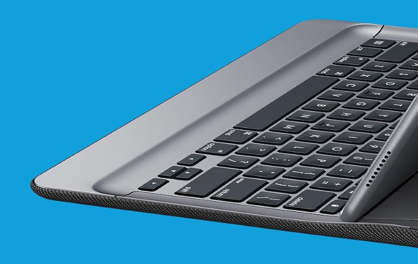 Logitech CREATE – klawiatura dla iPada Pro