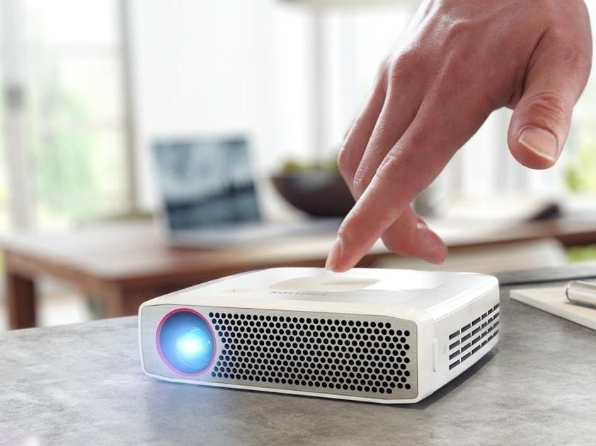 Philips PicoPix 4835 - kieszonkowy projektor HD