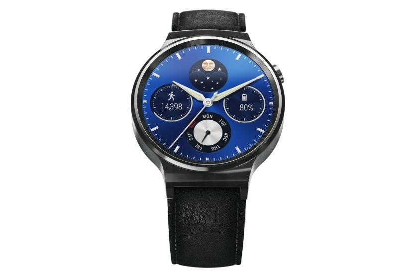 Huawei Watch już w Polsce