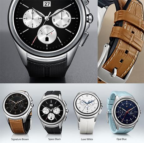 LG Watch Urbane 2nd sampes