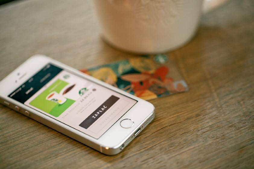 Aplikacja Starbucks dostępna w Polsce