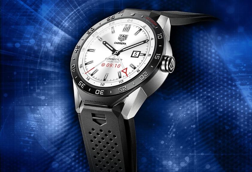 TAG Heuer Connected - nowy inteligentny zegarek
