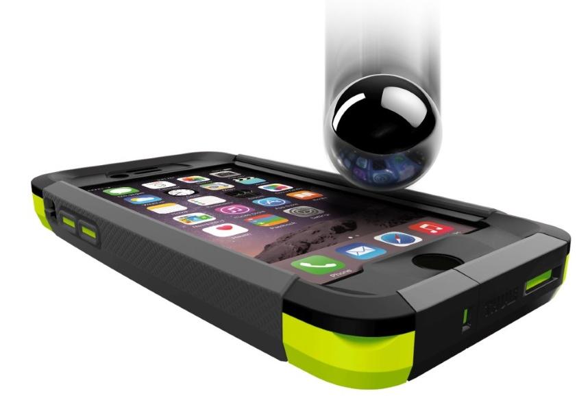 Thule Atmos X5: wodo- i wstrząsoodporna obudowa na iPhone'a
