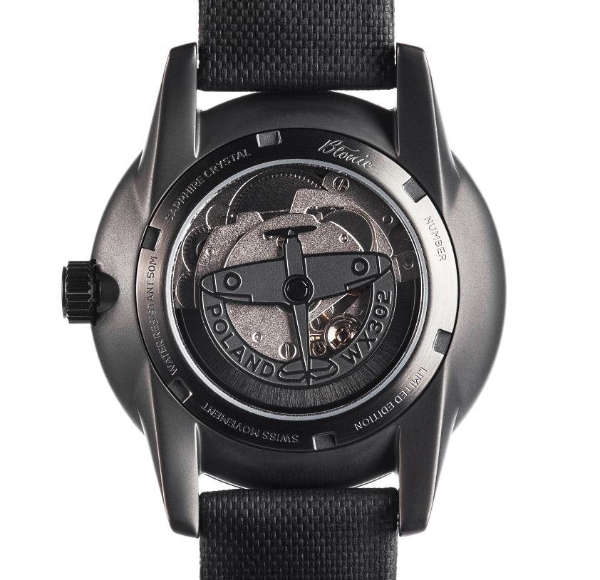 Zegarek Błonie WX302