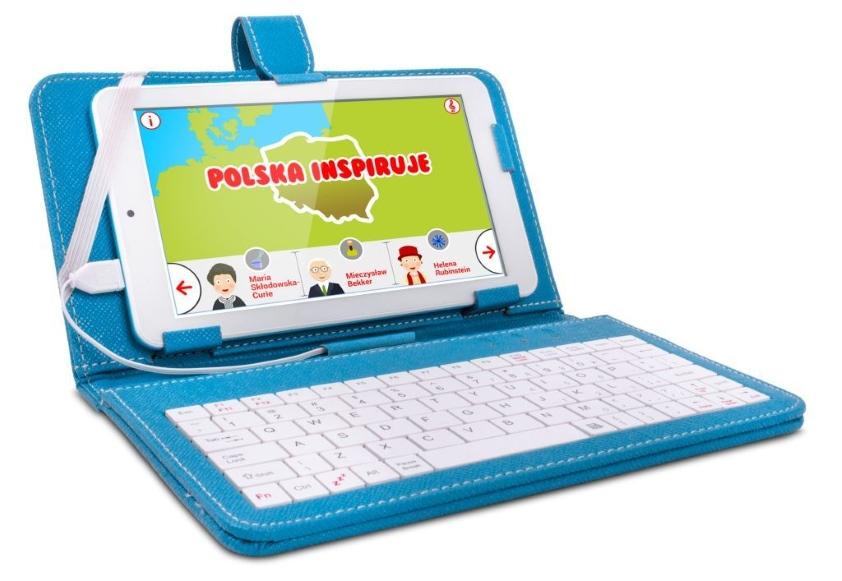 GOCLEVER SMARTI - tablet dla dzieci