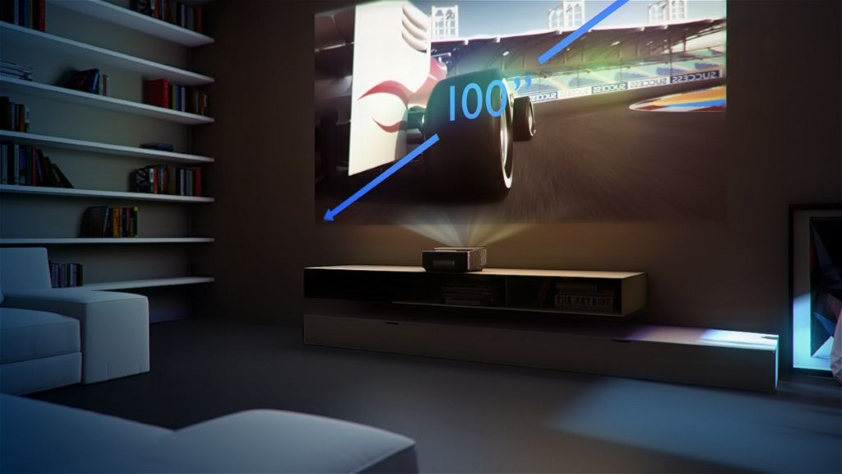 projektor Philips Screeneo HDP 1690TV