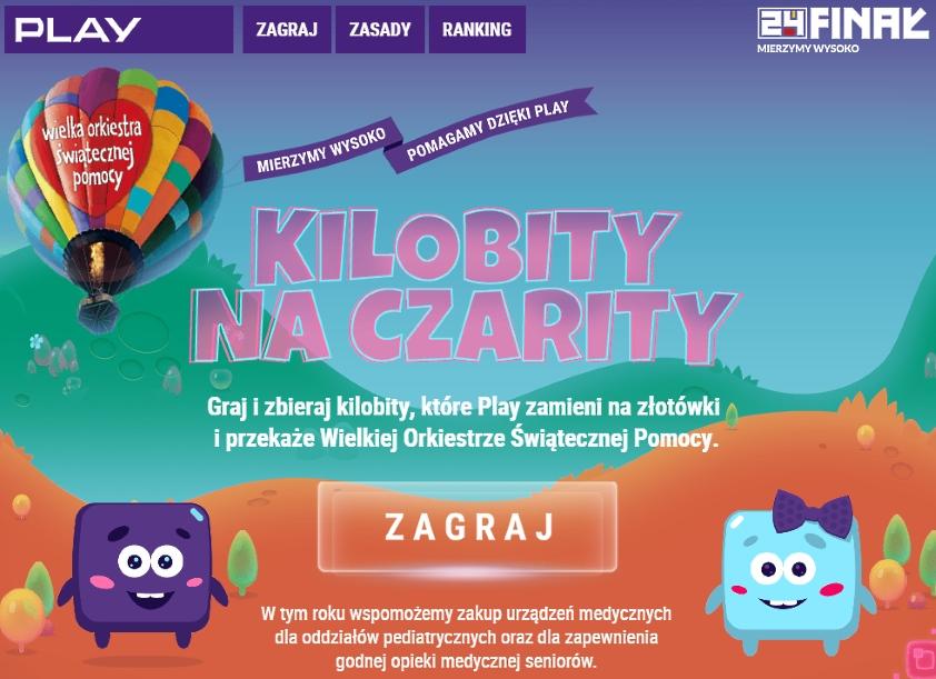 Kilobity na Czarity