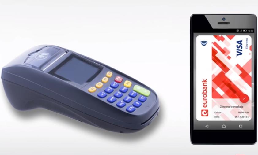 płatności mobilne w technologii HCE