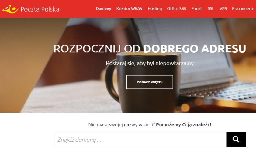 Nowa platforma efirma.poczta-polska.pl