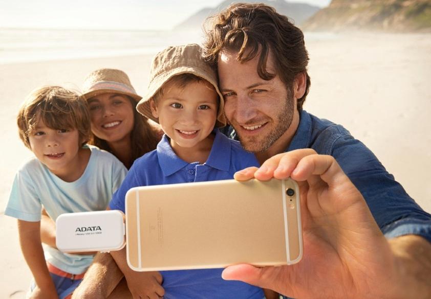 Hybrydowy pendrive dla iPhone'a i iPada