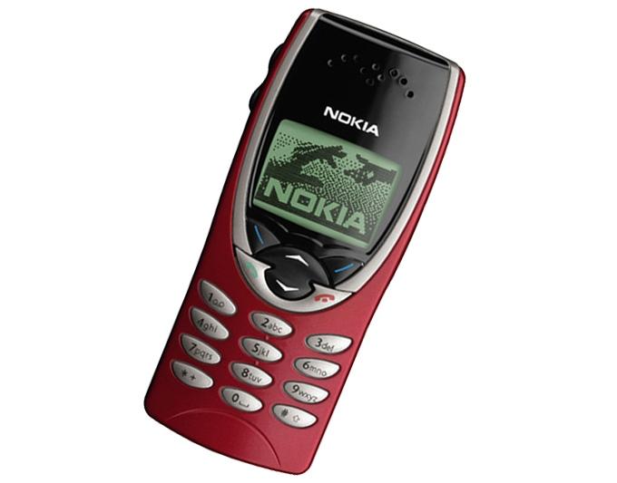 Nokia 8210 - Historia telefonów komórkowych