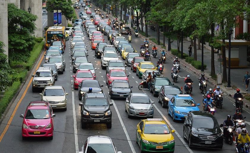Mexico City, Bangkok i Łódź najbardziej zakorkowane