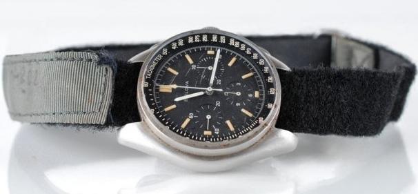 Zegarek Bulova Chronograph z 1971 roku