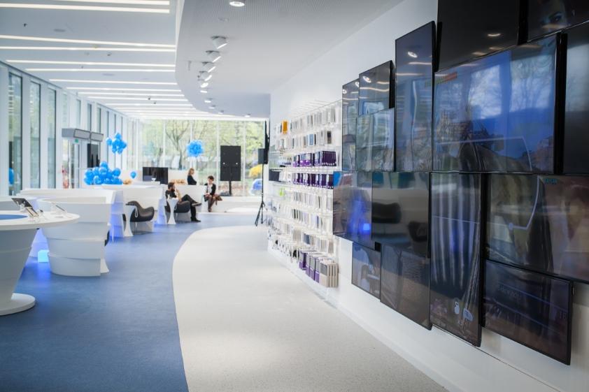 Premium Service Plaza firmy Samsung