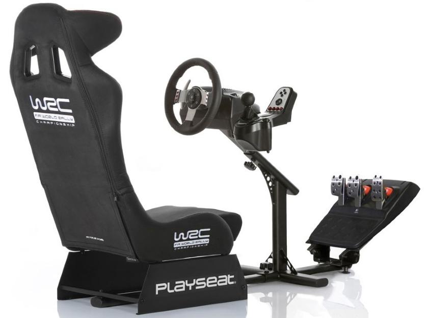 Fotel Playseat WRC