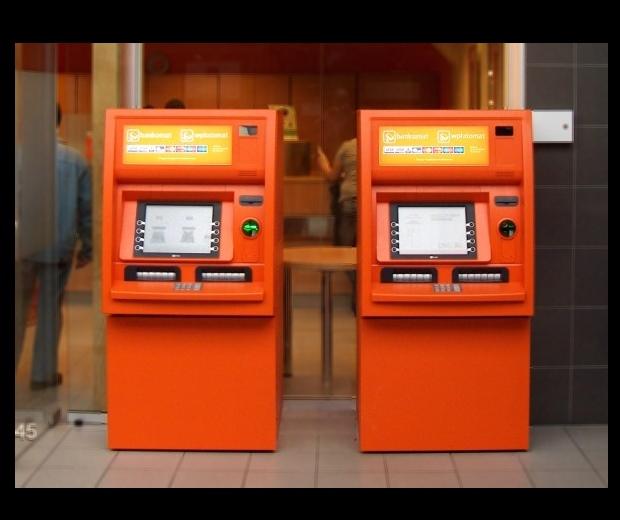 Bankomaty dla niewidomych i niedowidzących