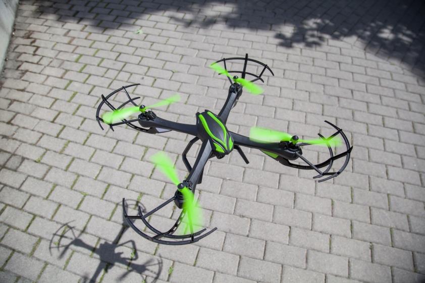 Dron Forever Vortex