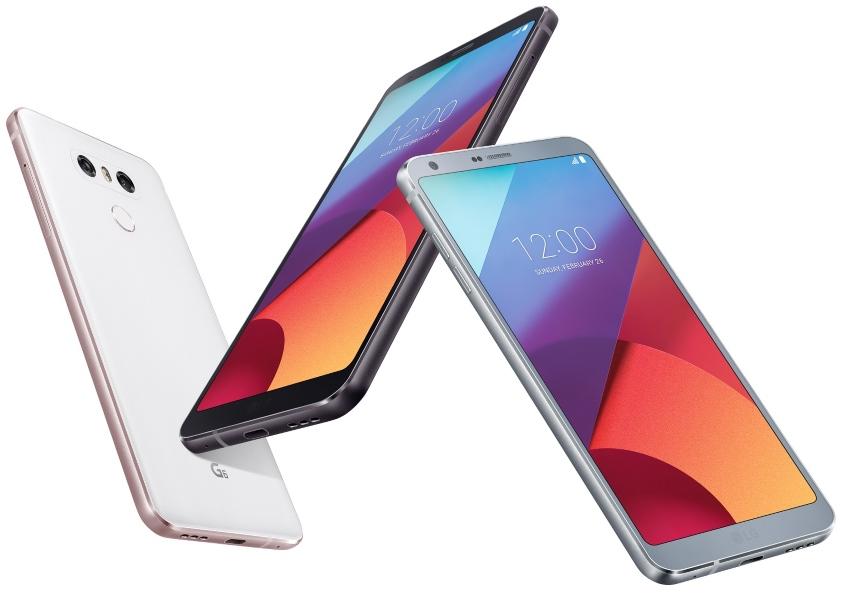 Smartfon LG G6