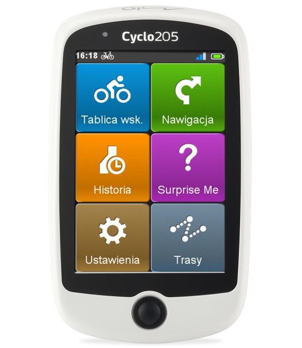 Nowa nawigacja dla rowerzystów