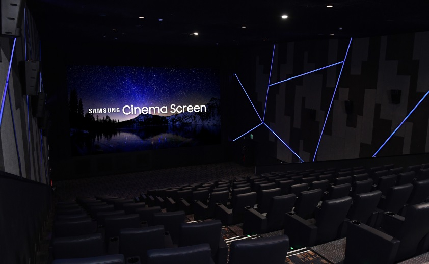Samsung Cinema LED Display