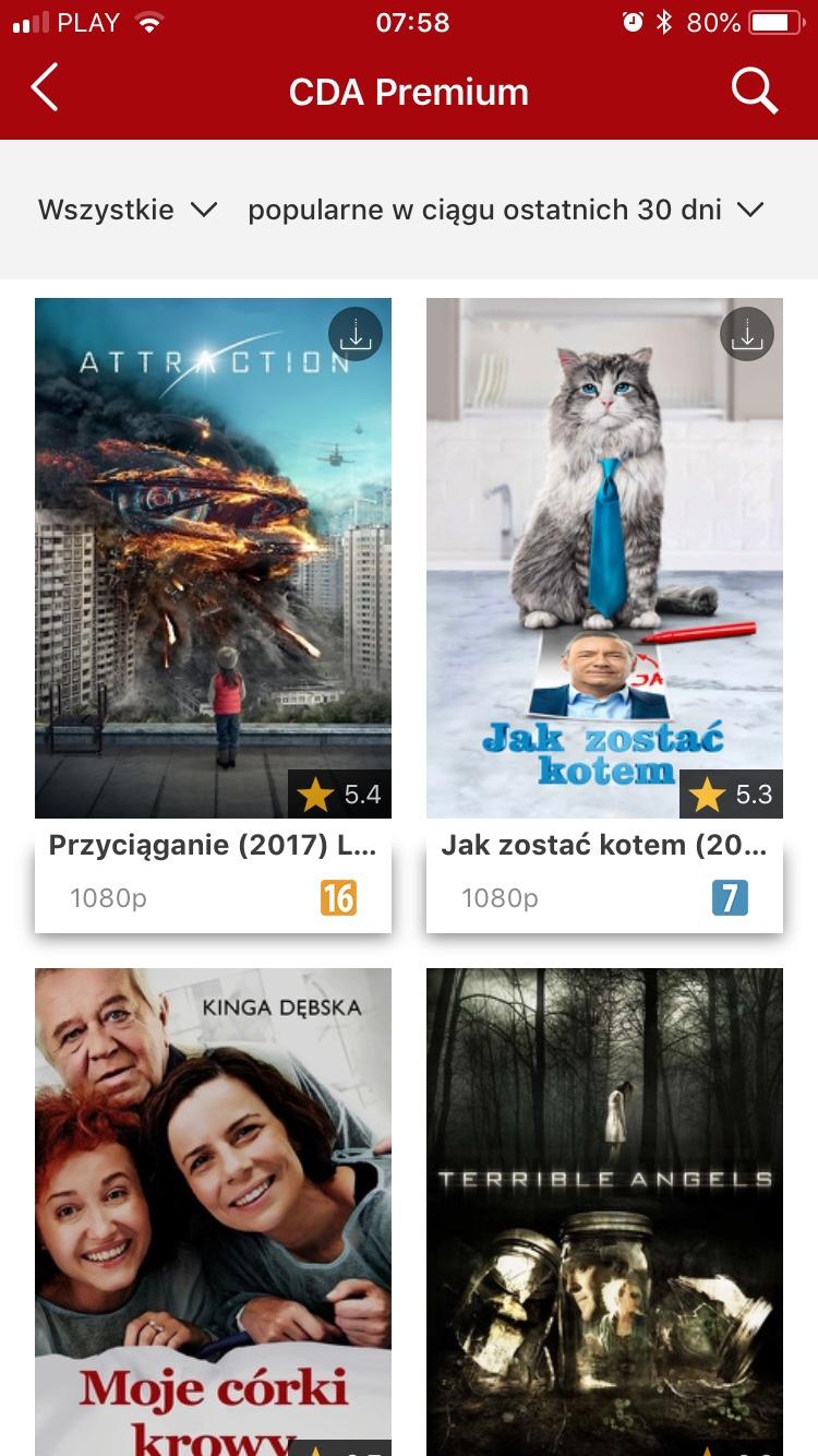 Aplikacja CDA na iOS