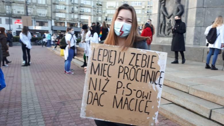 Strajk kobiet - memy