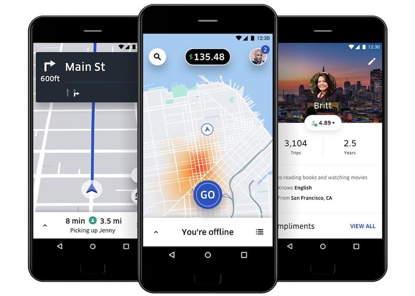 TomTom i Uber zacieśniają współpracę