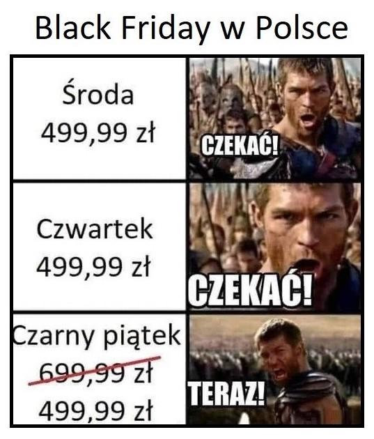 Black Friday w Polsce - jak nie daćsięnabrać na pseudo promocje
